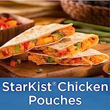 starkist chicken pouches