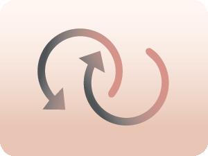 rotation, tête rotative