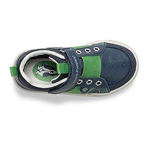 Hush Puppies Paw Flex Jesse Toddler Sneaker