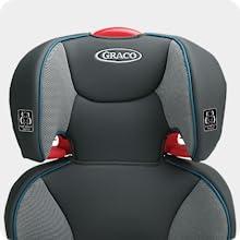 Easy-Adjust headrest