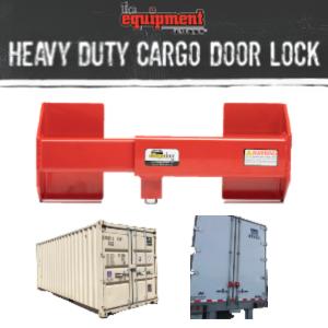 Heavy Duty Cargo Door Lock