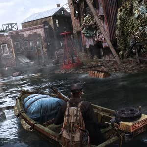 The Sinking City; PS4; Switch; Playstation; videogioco azione; videogioco avventura;