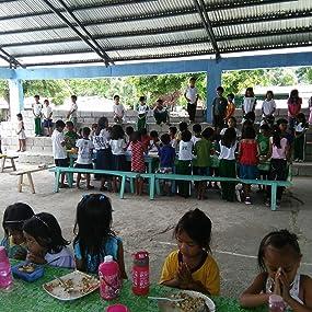Carrington Cares lunch program feeds 250 kids three days a week
