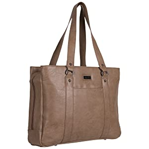 Laptop, Business, Fashion, Durable, Bag, Reaction, Tote, Faux Leather, Computer Tote, Designer