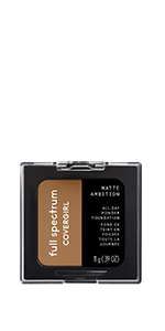 Full Spectrum Matte Ambition All Day Powder Foundation