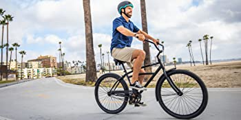 87f78a65fae Amazon.com : Schwinn No Pressure Bicycle Seat : Bike Saddles And ...