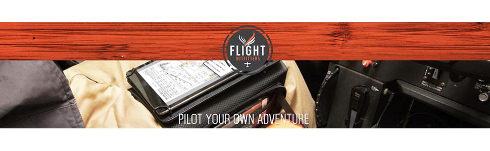 80db29523e3 Amazon.com  Flight Outfitters iPad Air Pilot Kneeboard  Sports ...