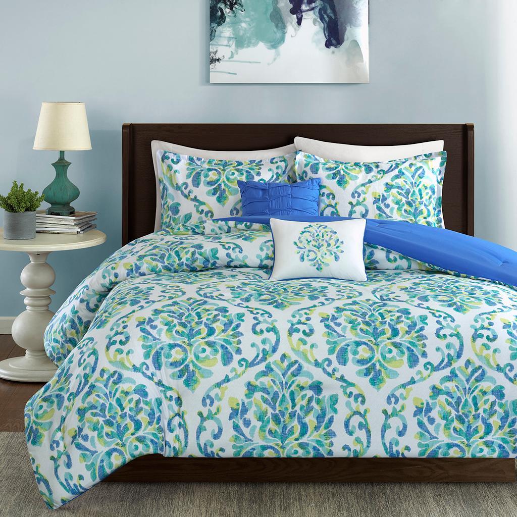 Amazon Com Intelligent Design Id10 469 Ari Comforter Set
