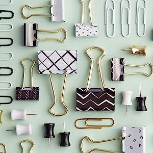 push pins, push pin, clear push pins, basic office supplies, thumb tacks, office supplies
