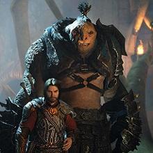 Mordor;Sauron;Talion;Celebrimbor;ombre;guerre;terre du milieu;nemesis;anneau;jeu vidéo;playstation