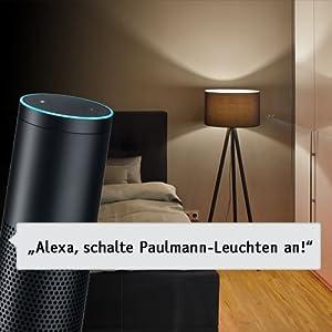 Alexa Paulmann lamp