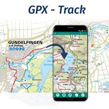 GPX, Fahrradführer, Fahrrad, Touren, Digital