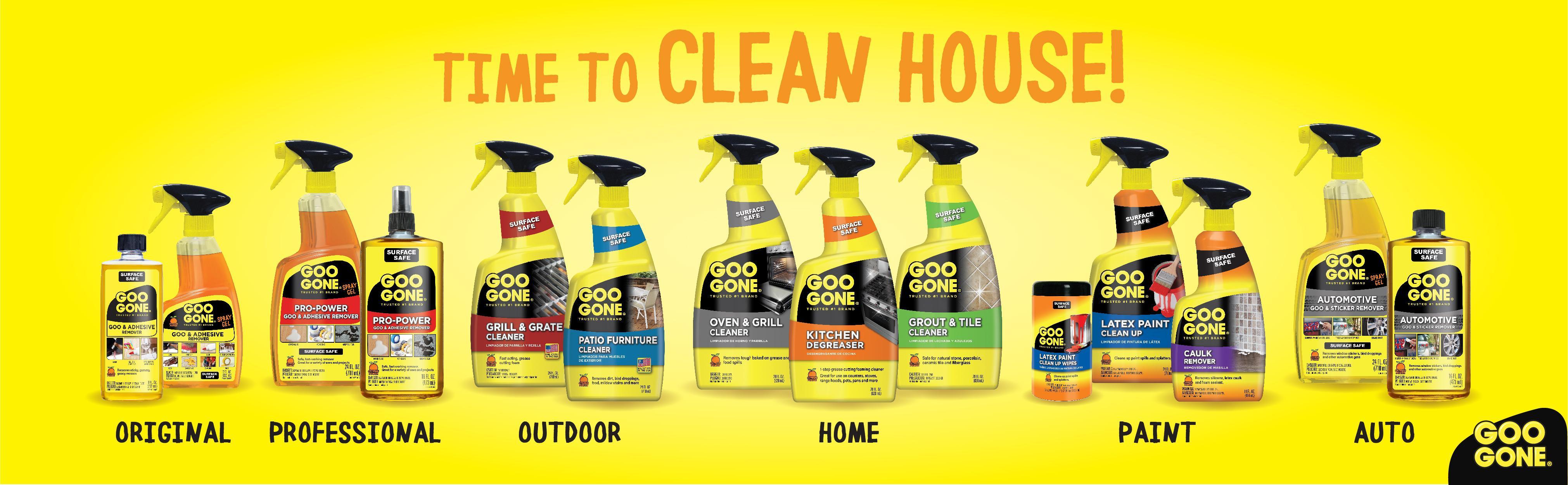 Amazon Com Goo Gone Automotive Cleans Auto Interiors