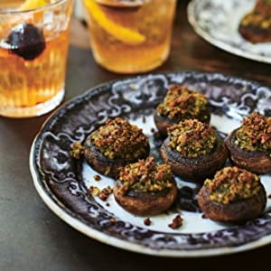 stuffed mushrooms, easy, meal, dinner, favorite