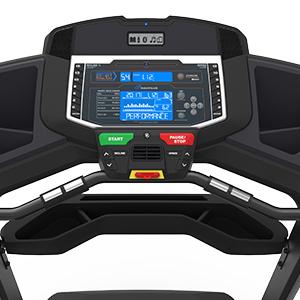 Nautilus T618 Treadmill Console Display
