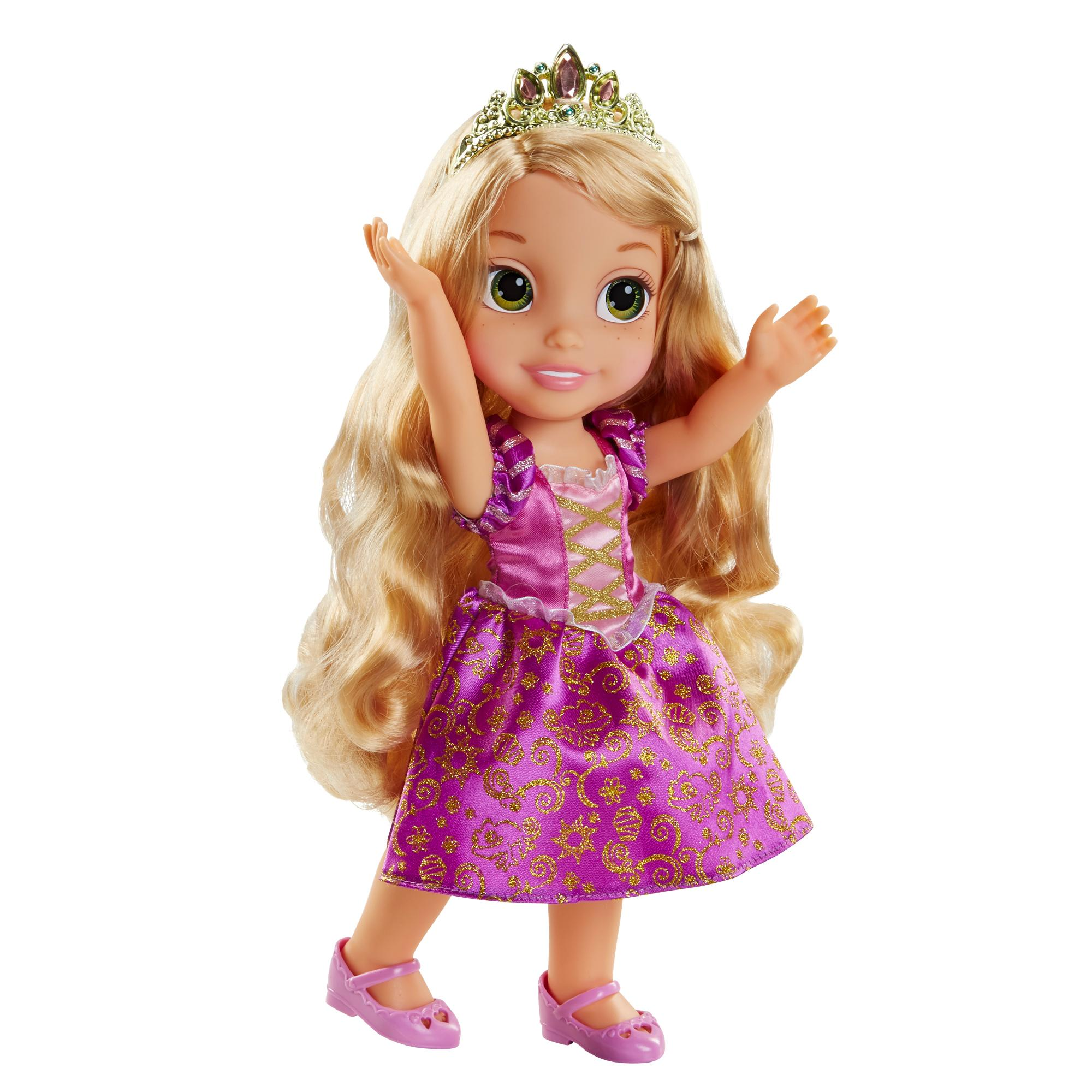 Amazon Com Disney Princess Baby Belle Doll Toys Games: Amazon.com: Disney Princess Belle Toddler Doll: Toys & Games
