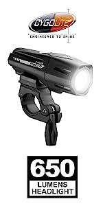 100 lumen USB rechargeable bike tail light
