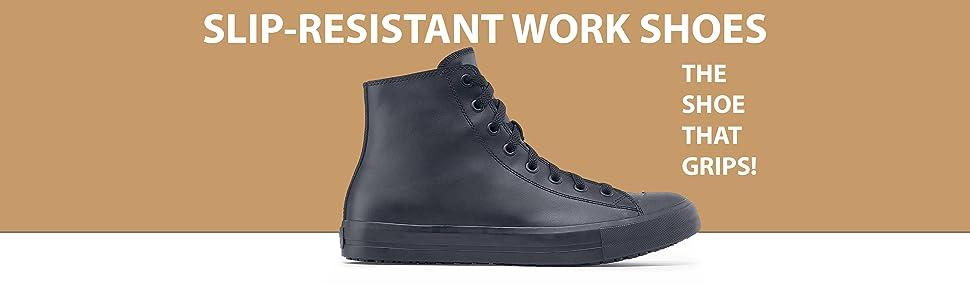 Slip Resistant Work Shoes Pembroke The Shoe That Grips
