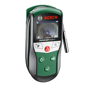 Bosch;universal;universalinspect;inspection;camera;recording;photo;image;digital;color;0603687000;