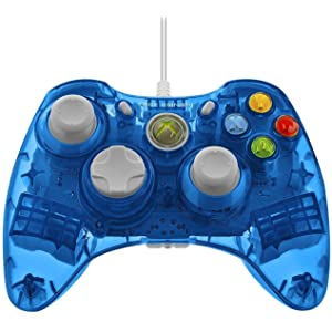 Amazon.com: PDP Rock Candy Wired Controller for Xbox 360 ... on