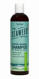 Eucalyptus & Peppermint Shampoo