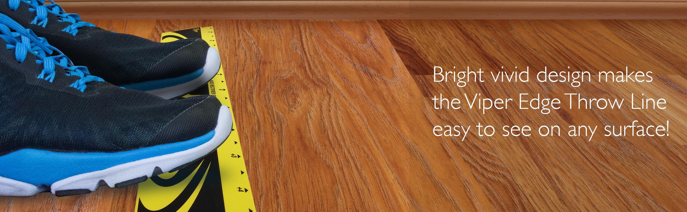 Amazon Com Viper Dart Throw Toe Line Floor Marker Edge