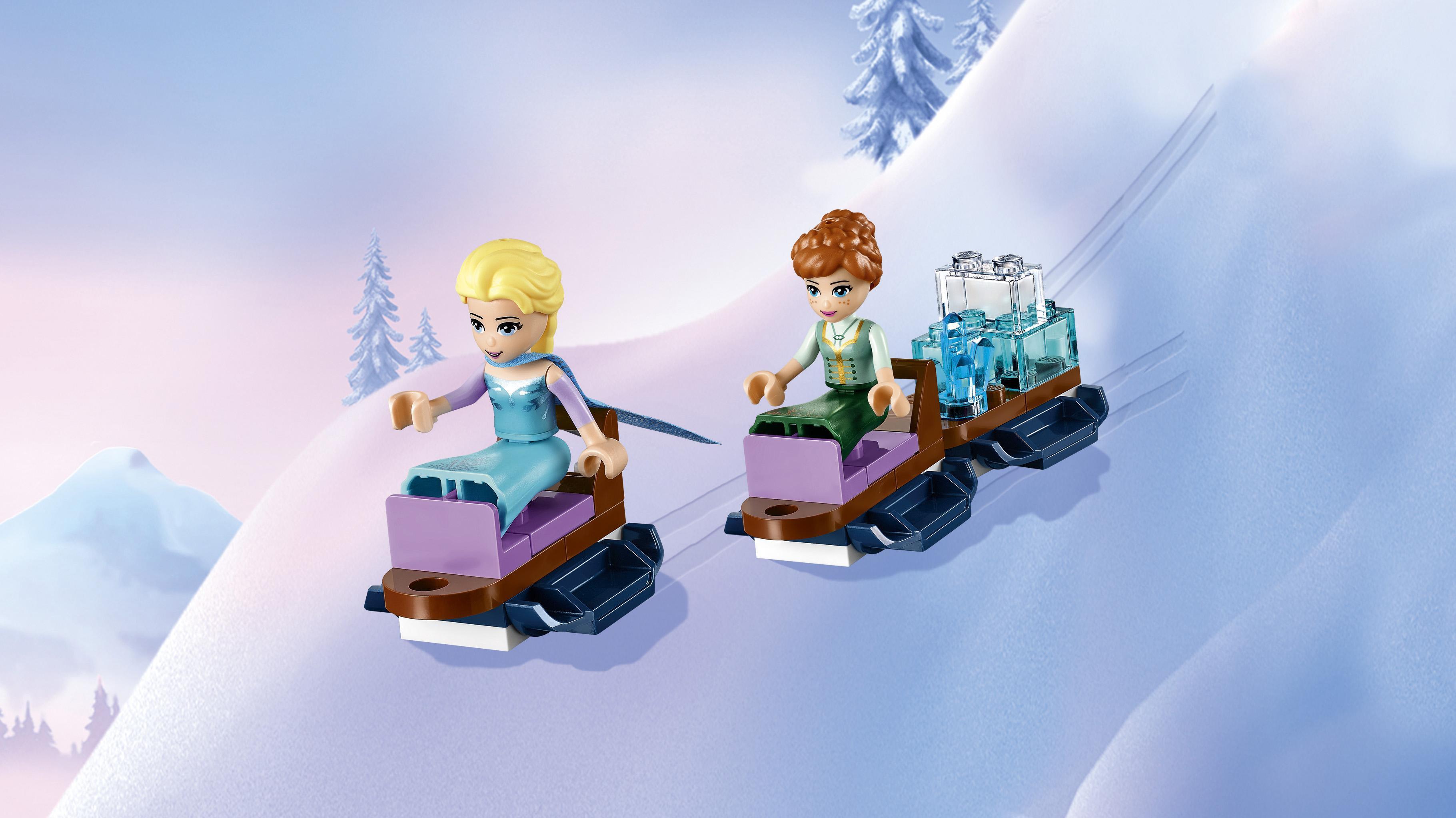 LEGO Princesas Disney - Palacio mágico de Hielo de Elsa
