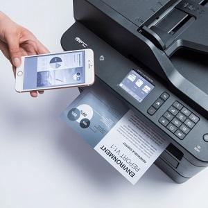 Stampa da app con Brother MFCL2750DW