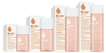 Bi-Oil Produkt Range