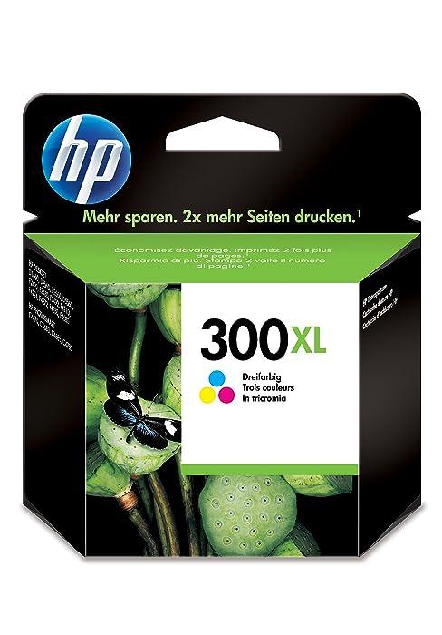 Hp Cc643ee Uus 300 Farbe Original Druckerpatrone Bürobedarf Schreibwaren