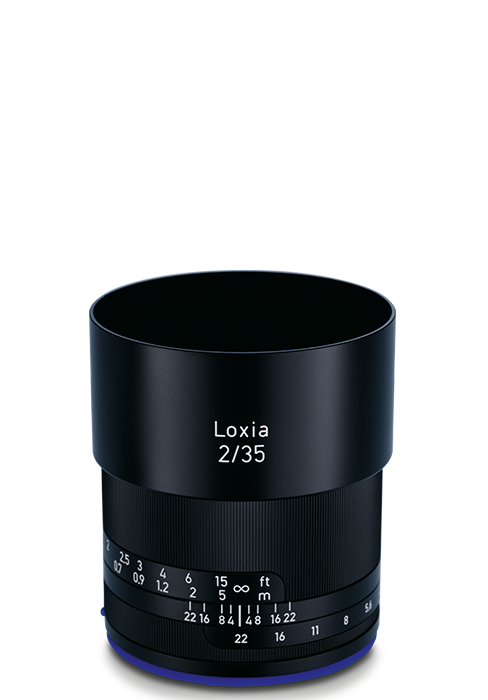 ZEISS Loxia 2/35 Wide-angle Camera Lens for Sony E-mount Mirrorless Cameras
