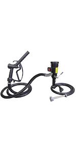 Groz 45521 12V Electric Diesel and Oil Pump