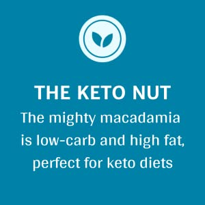 keto snacks, macadamia, fat bomb