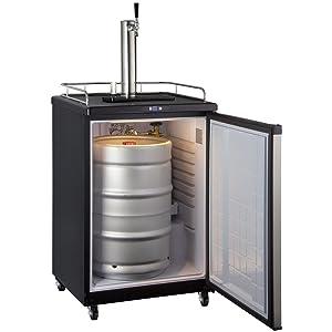 Kegco Full Size Keg Dispenser