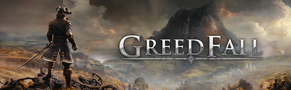 Cover for Greedfall