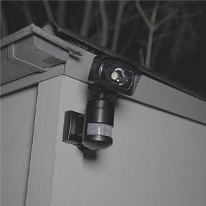 Smartwares FSL-80114 - Foco robotizado, Seguimiento del movimiento, 16 W, 1400 lúmenes: Amazon.es: Iluminación