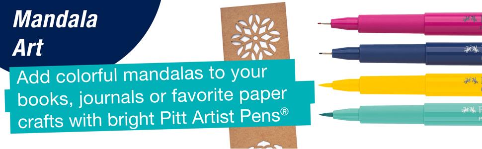 planner accessories, journal accessories, mandala, mandalas, mandala art, mandala journal, coloring