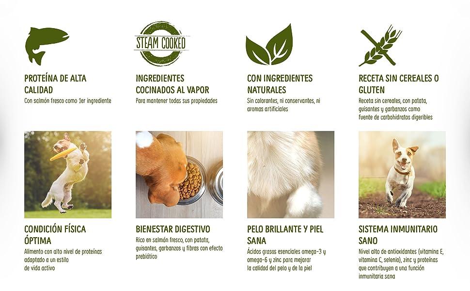 True Instinct No Grain - Natures Variety - Pienso sin ...
