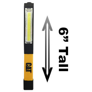 Cat CT1000 Pocket COB Light Brilliantly Bright 175 Lumen COB LED Flood Beam