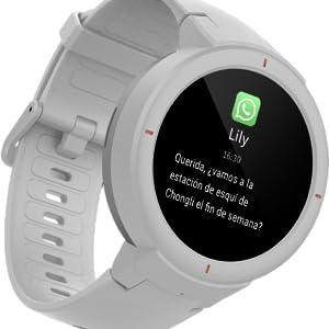 Amazfit Verge Xiaomi Smartwatch Deportivo: Amazon.es: Electrónica