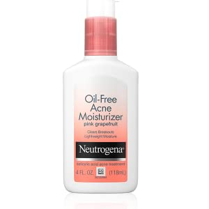 Oil-Free Acne Daily Facial Moisturizer