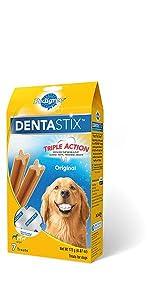 Amazon.com : Pedigree Dentastix Dog Dental Treats Original