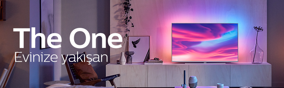 the one, televizyon, ambilight, oled, led tv