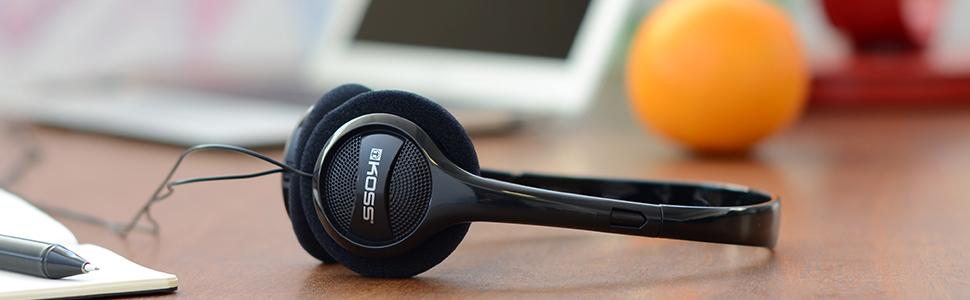 Koss Kph7 portable on ear headphone