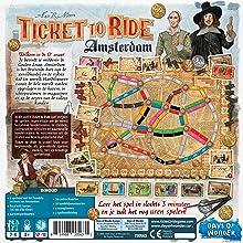 back, productshot, days of wonder, ticket to ride, amsterdam