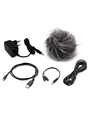 Zoom Aph 4npro Zubehörpaket Für H4npro Handy Recorder Musikinstrumente