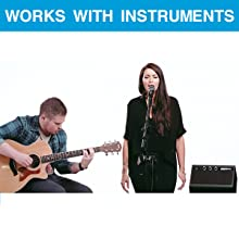 combine with instruments