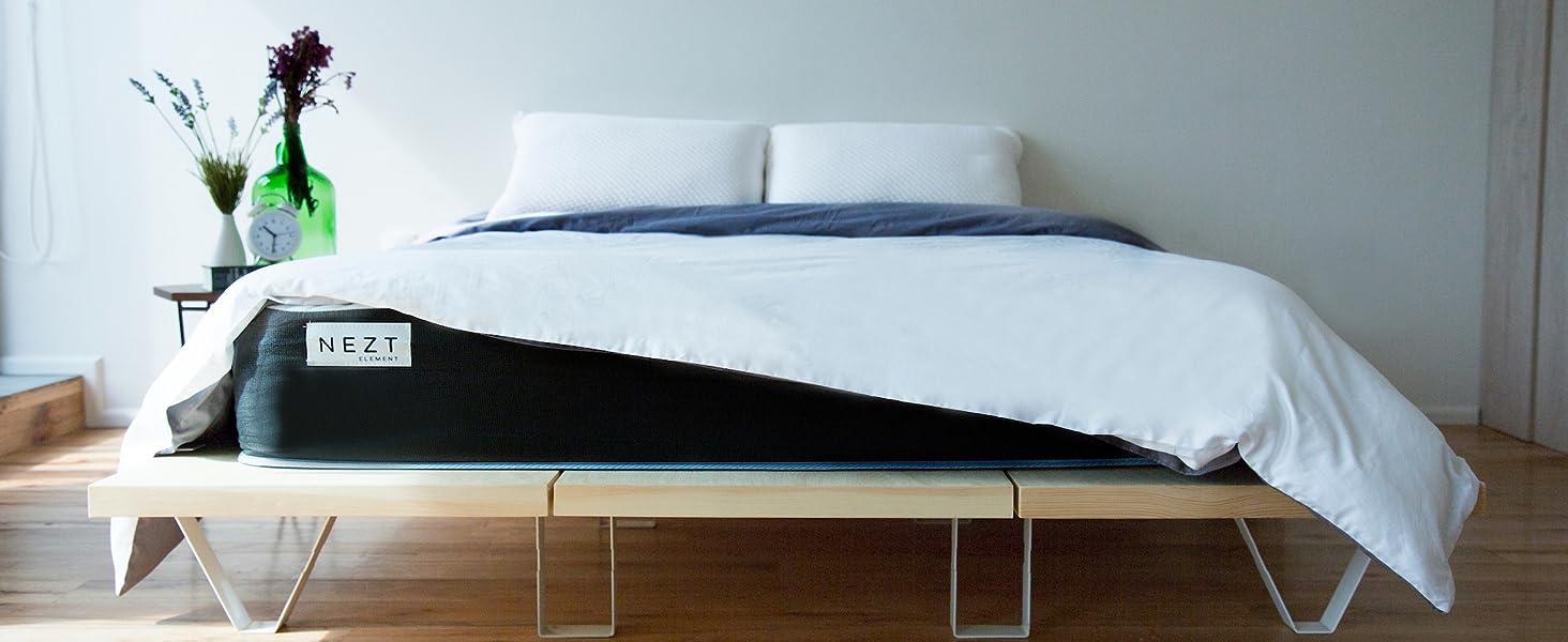 •cama, base, almohada, colchones, colchón restonic, protector de colchón, colchón inflable,