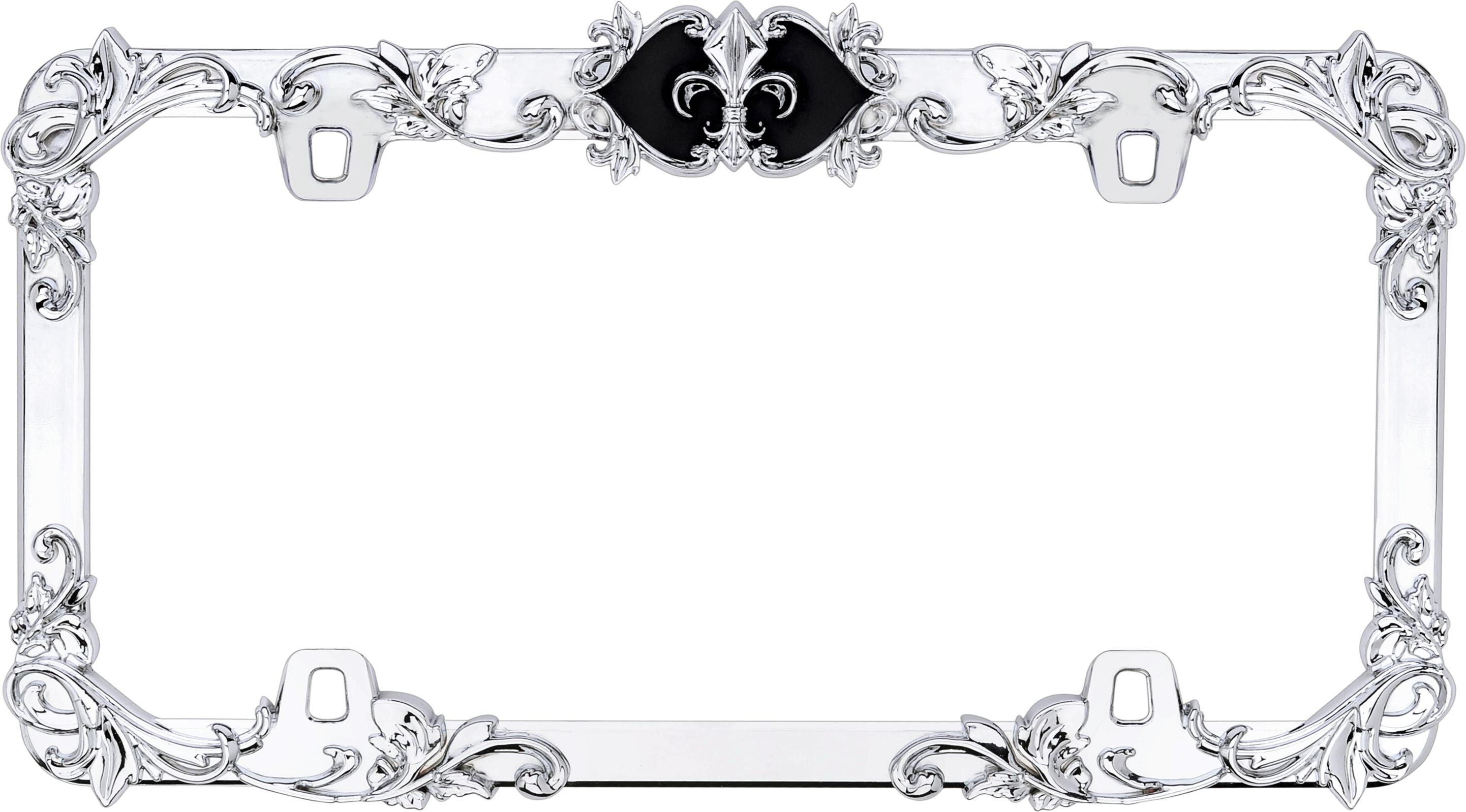 Amazon cruiser accessories 22835 chromeblack fleur de lis view larger jeuxipadfo Images