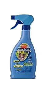 Hartz Ultra Guard Plus Flea and Tick Spray for Dogs